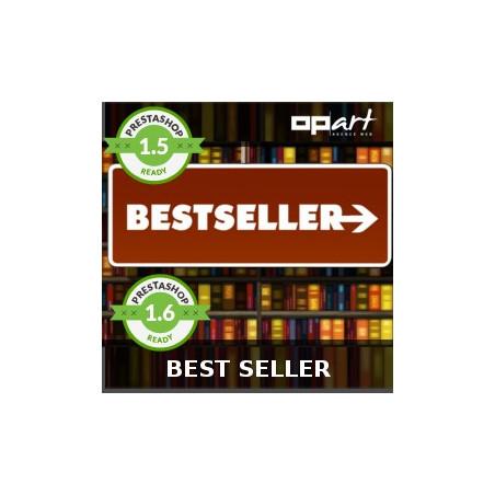 Meilleures ventes par catégories